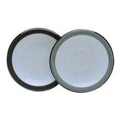 Jet Tea plate, 18.5cm, black