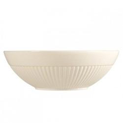 Edme Coupe bowl, 18cm, cream