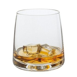 Whisky Collection Classic single whisky glass, H9cm - 24cl