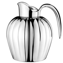 Bernadotte Thermos, 1 litre, stainless steel
