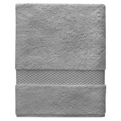 Etoile Hand towel, 55 x 100cm, platine