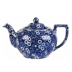 Calico Teapot large, blue