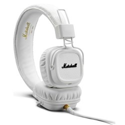 Major III Headphones, white