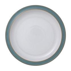 Azure Dessert/salad plate, 22.5 x 2.5cm, aquamarine