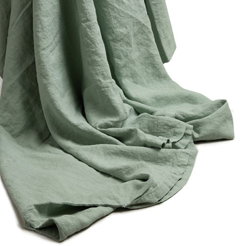 Bedding Bundle Double set, 200x 200cm, sage green