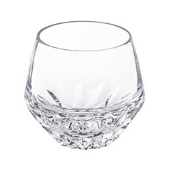 Folia Shot glass, H5.5 x D6.2cm, clear crystal