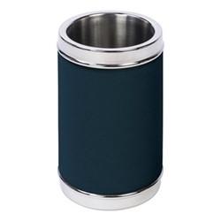 Ocean Bottle cooler, D13 x H21.5cm, petrol blue