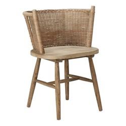 Taino Chair, H66 x W68 x D52cm, natural