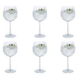 Gin Copa Set of 6 gin glasses, 650ml