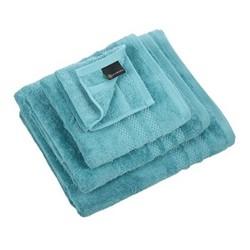 Egyptian Cotton Bath towel, 70 x 125cm, steel blue