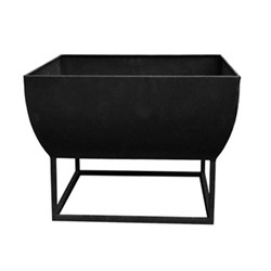 Windermere Outdoor firebowl, W50cm, Black
