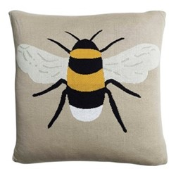 Bees Cushion, L50 x W50cm, multi