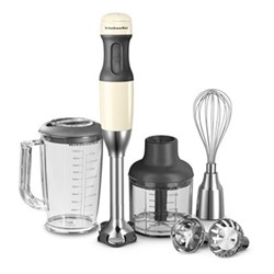 Hand blender, 5-speed, almond cream