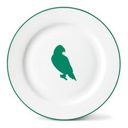 Parakeet Side plate, Dia21cm
