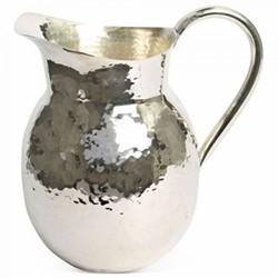 Sangria jug, 21cm - 1.7 litre, silver plate