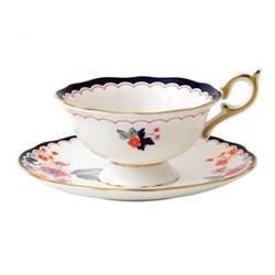 Wonderlust - Bloom Teacup and saucer, 15cl, jasmine