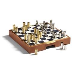 Fowler Chess set, 42 x 40cm