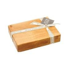 Chopping board, L19 x W14 x H4.2cm, oak