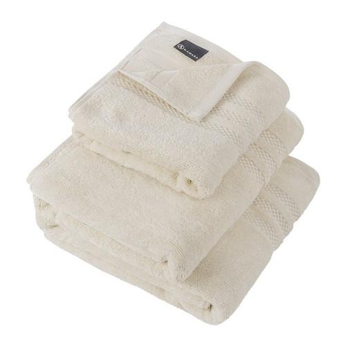 Egyptian Cotton Bath towel, 70 x 125cm, ivory