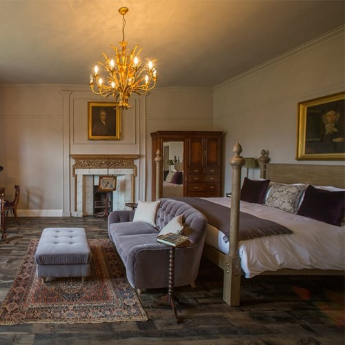 Gift Voucher towards one night at The Pig Hotel - at Combe for two, Devon