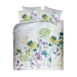 Botanical Super king size duvet cover set, L220 x W260cm