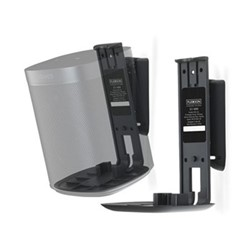 Sonos One Pair of wall mounts, black