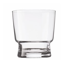 Tower Set of 6 whisky tumblers, 476ml, crystal clear