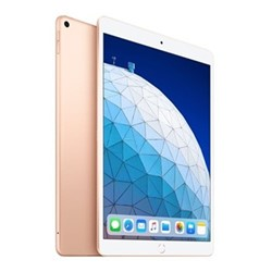 "2019 iPad Air, Wi-Fi + Cellular, 64GB, 10.5"", gold"