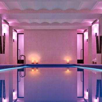 Couple's holistic spa day for two at Akasha