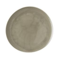 Junto Dinner plate, 27cm, pearl grey