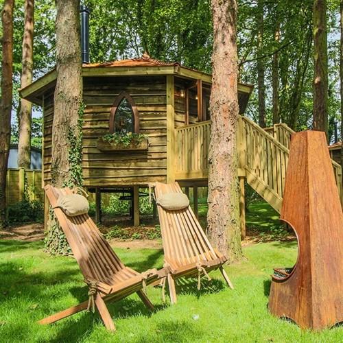 Forest Hideaway overnight stay, weekends - low season