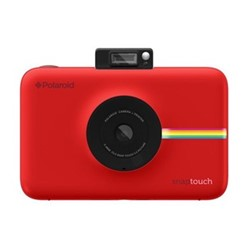 Snap Touch digital instant camera, red