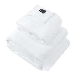 Egyptian Cotton Hand towel, 50 x 90cm, white