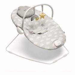 Capella - Cloud Bouncing cradle, white/grey