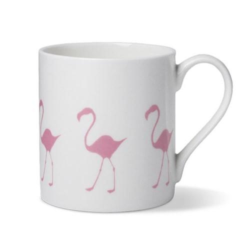 Flamingo Mug, Dia8.5 x H9cm - 1 pint