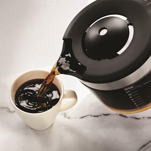 Drip Coffee maker, 1.7 litre, almond cream
