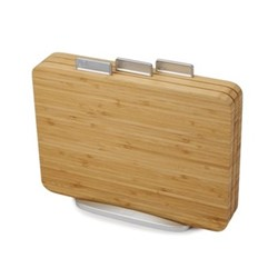 Index Set of 3 chopping boards, bamboo