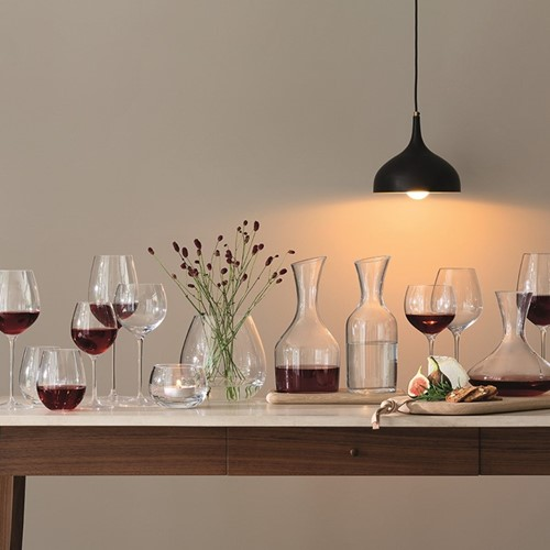 Wine Set of 4 red wine goblets, 850ml, clear