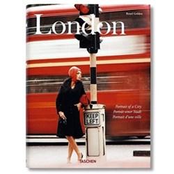 Portrait of a City London - Reuel Golden