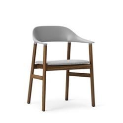 Herit Armchair, L60 x H82 x D51cm, Grey