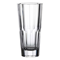 Jeff Leatham Icon Small vase, 25cm, clear