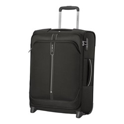 Popsoda Upright suitcase, 55 x 40 x 20cm, black