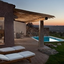 Gift Voucher towards one night at The Petra Segreta Resort & Spa, Sardinia