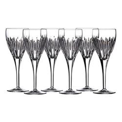 Ardan - Mara Set of 6 wine glasses, clear