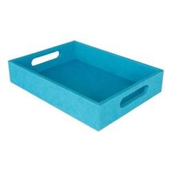 Chelsea Large tray, 33 x 46cm, bondi blue