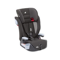 Elevate 1/2/3 Booster seat, H63 x W44 x D50cm, Two Tone Black
