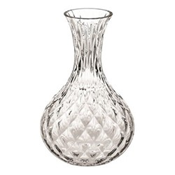 Buriti Decanter, H26.5cm, clear