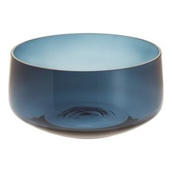 Delilah Large bowl, D23cm, blue