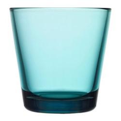 Kartio Pair of tumblers, 21cl, sea blue