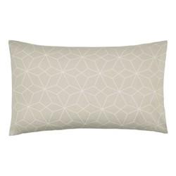 Axal Standard pillowcase, 74 x 48cm, ochre